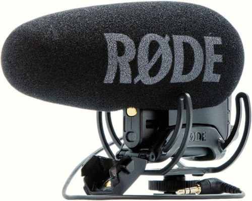 Rode VideoMic Pro+ plus Shot gun interview video camera Microphone Rycote Lyre for canon Panasonic camera DSLR