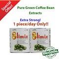 (2 garrafas) de grão de café Verde extrato produto da perda de peso dieta mulheres extratos de queimar gordura pílulas de emagrecimento grão de Café