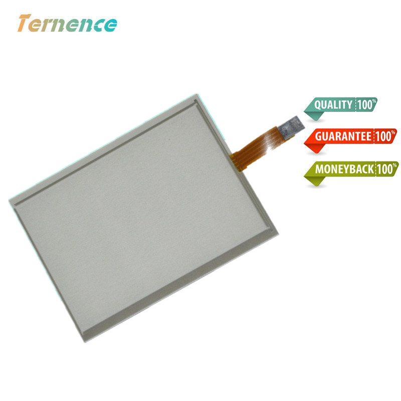 Skylarpu New 6.5 Inch 4 Wire Resistive Touch Screen Panel G065VN01 143*117mm Screen Touch Panel Glass Free Shipping