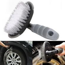 타이어 수리 차량 자동차 휠 허브 림 타이어 벤드 샹크 닦고 청소 브러시 클리너 새로운 #1