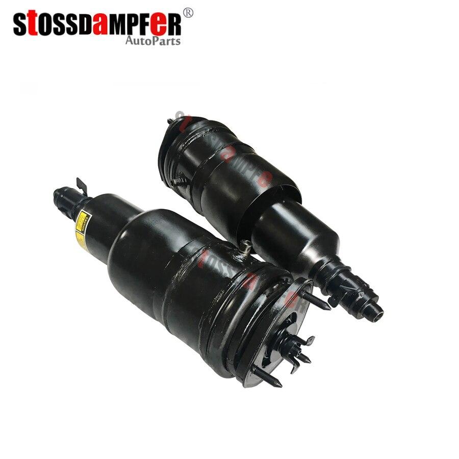StOSSDaMPFeR 2 pz Anteriore Ammortizzatore Ad Aria Aria di Sospensione Ammortizzatore a Molla Dell'ammortizzatore Fit Lexus Toyota LS600h LS600 4801050201 4801050200