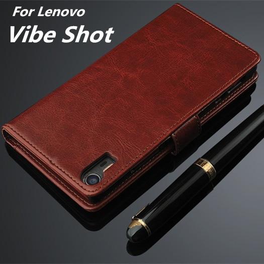 Funda Lenovo Vibe Shot Carcasă Flip Cover de înaltă calitate - Accesorii și piese pentru telefoane mobile