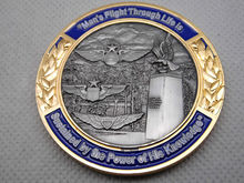 The newest custom military coins cheap custom challenge coins low price custom coins  hot sales 3d coins FH810298 hot coins hot coins the damage is done 2 lp
