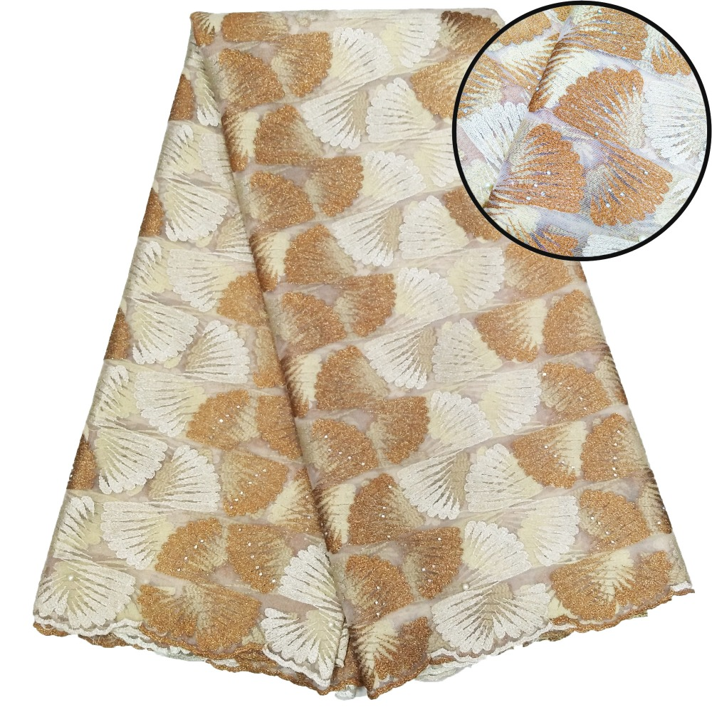african lace fabric 2019 high quality lace french nigerian lace fabrics latest with beads and stones 5yards new arrival PY03african lace fabric 2019 high quality lace french nigerian lace fabrics latest with beads and stones 5yards new arrival PY03