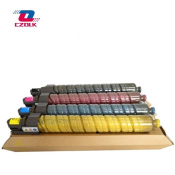 1Set X New Compatible Toner Cartridge for Ricoh MPC3002 3502 4502 5502 4Pcs/1Set(K.M.Y.C) color Copier