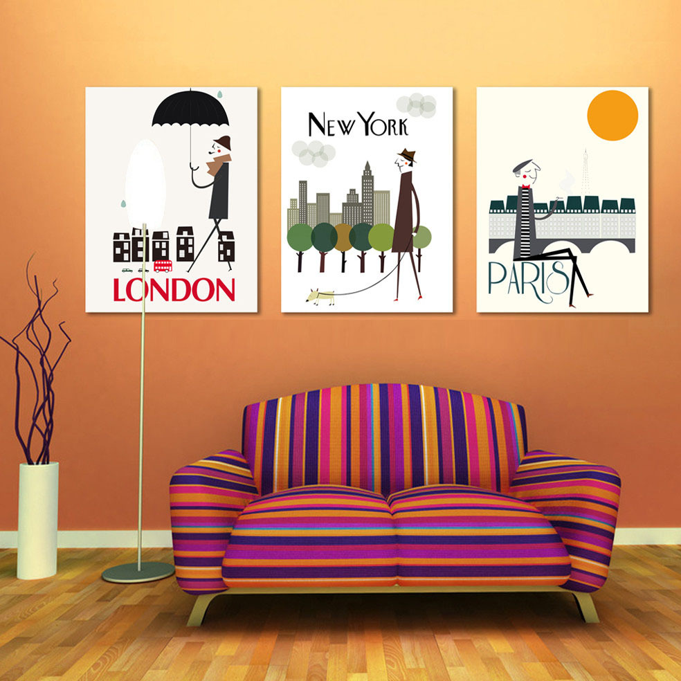 Canvas Art For Kids Room