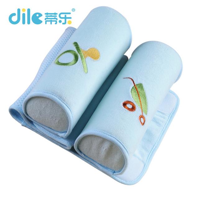 Nova Cor Sólida Travesseiro Moldar Travesseiro Travesseiro da Criança Do Bebê da Qualidade Superior Respirável Macio Cabeça Posicionador Anti-capotamento Bebê Travesseiro Algodão Pescoço