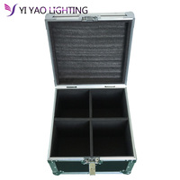 Fly case 4IN1 for DJ lighting with moving head light and par LED