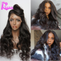 Full Lace Human Hair Wigs For Black Women Brazilian Virgin Hair Wig Body Wave Lace Front Human Hair Wigs Glueless Lace Front Wig