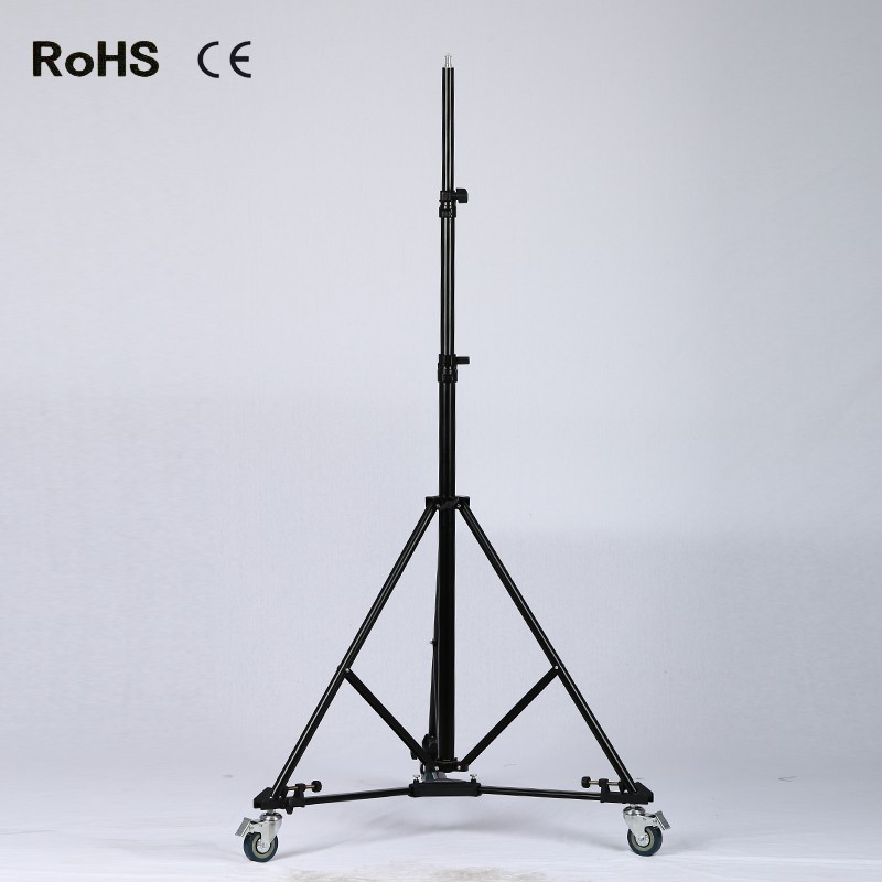 Professional Tripod Dolly for Camera Photo Video With 2.8m thicken light stand