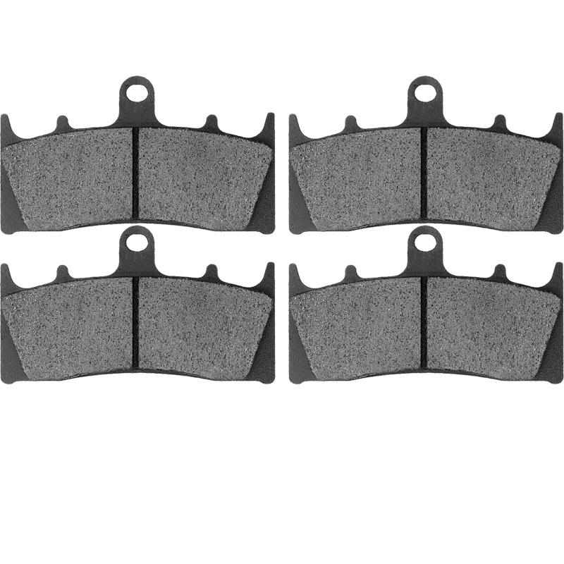 For Kawasaki ZX 12R ( ZX 1200 A/B ) ZX12R ZX1200 2000 2001 2002 2003 Motorcycle Brake Pads Front L+R