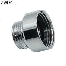 Female 3/4 to1/2 male brass adapter G3/4 Reducing joint G1/2 threaded Connector washing machine fittings 1 pcs