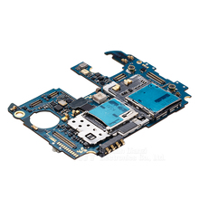 3pcs/lot 100% Original Mainboard Unlocked FOR Samsung Galaxy S4 I9505 16 GB Motherboard replacement Free shipping