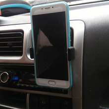 car styling 1pc Car Phone Holder On Vent For xiaomi redmi note 2 8 5cm Width
