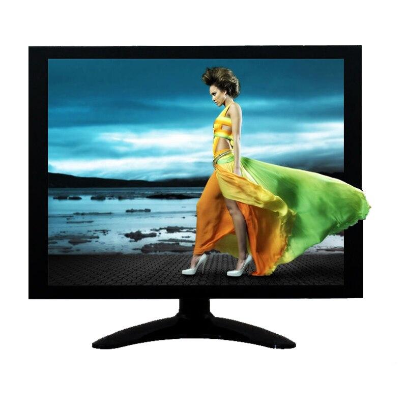 10.4 polegada de ferro shell BNC hd HDMI VGA entrada AV monitor LCD monitores de computador industrial