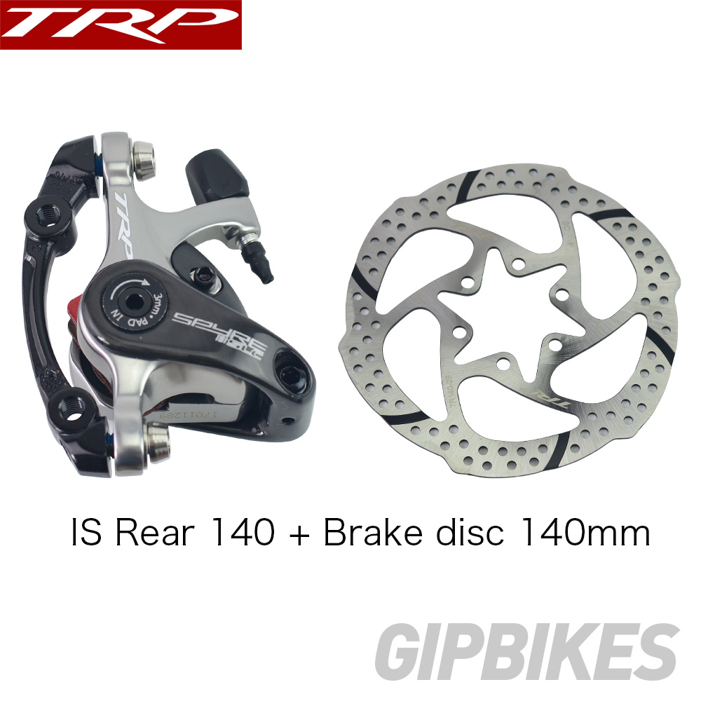 TRP SPYRE SLC Road Bike Carbon Mechanical Disc Brake Caliper Bike-Front//Rear//Set