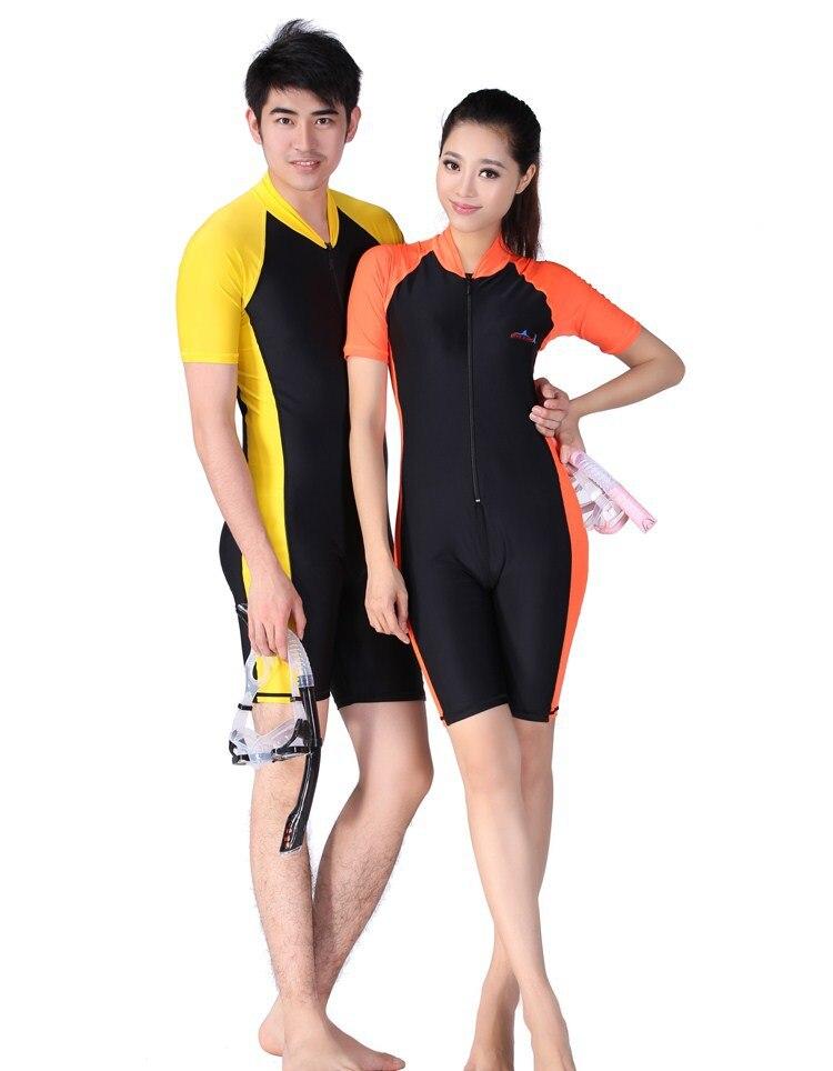 ba2e0f3a5a Stinger Costume Soleil Protection Combinaisons/Shorty Plongée Costumes  Diveskins Marque Dive & Sail Combinaisons Maillots De Bain FREESHIPPING