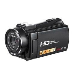 New Arrival Professional Camcorder Digital Video Camera DV HDV-V7 24megapxiels 3.0 LCD Display 1080P Face & Smile Detection