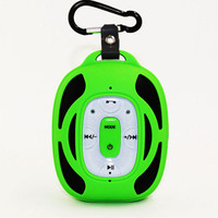 Ao ar livre Mini Bluetooth Speaker Bluetooth Speaker Cartão SD de Energia Solar