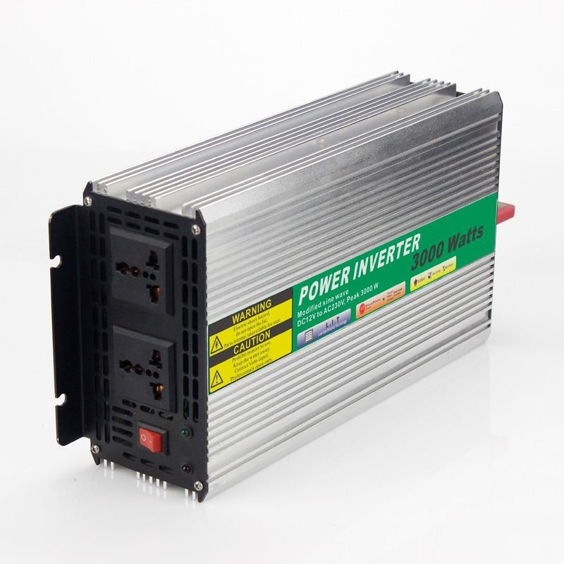 MAYLAR@ 12VDC 3000W Modified Sine Wave AC 110V or 220V  Car Power Inverter Converter Power Solar inverters Off grid tie system saman damavandi novel titanium iv catalysts for olefin polymerization
