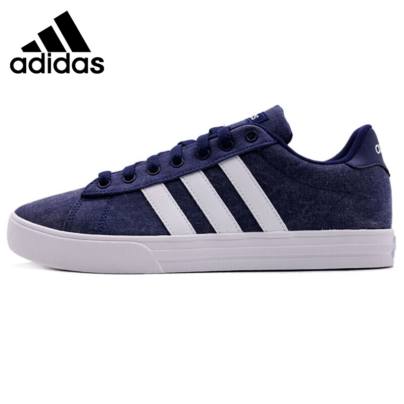 Original New Arrival 2018 Adidas Neo Label DAILY 2 Men's Skateboarding Shoes Sneakers