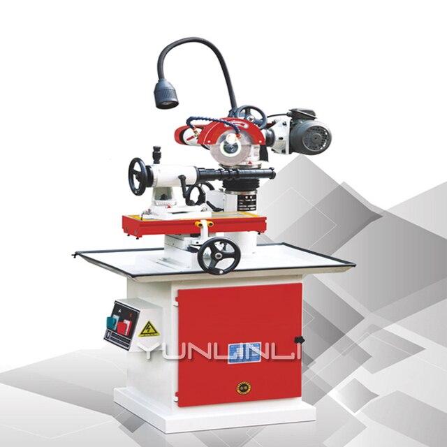 Woodworking Machinery Universal Grinding Machine Multi-purpose Grinding Drilling Milling Cutter Circular Saw Planer Machine2718D