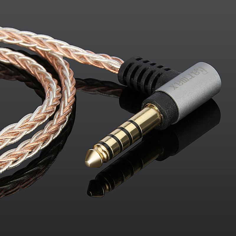 4FT/6FT 4.4mm BALANCED Audio Cable For <font><b>SONY</b></font> <font><b>MDR</b></font>-XB950N1 XB950B1 XB950 <font><b>MDR</b></font>-1A 1ABT 1ADAC 1ABP <font><b>100ABN</b></font> 100AAP S12B1 HEADPHONES image