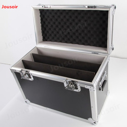 1109 thickening aviation aluminum cases of film and television photography lights with LED panel lights inside  CD50 T07