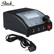QINK Double Output Digital Tattoo Power Supply For Machine Rotary Suppliers Body Art