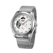 Brand Silver  DZ digite S watch Rlo dz Auto Date Week Display Luminous Diver Watches Stainless Steel Wrist gift Male Clock