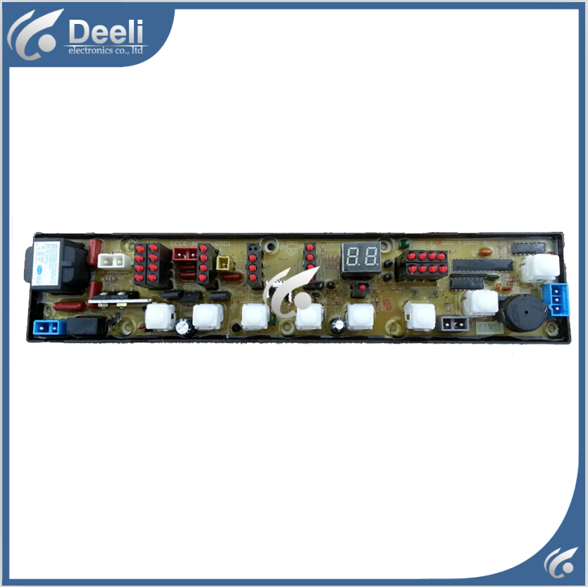good working New for washing machine board NCXQ-QS01-4 control board motherboard