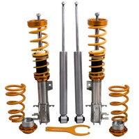 For Fiat Grande Punto Abarth 2005 2006 2007 Coilover Suspension Shock absorber Spring Strut Kit