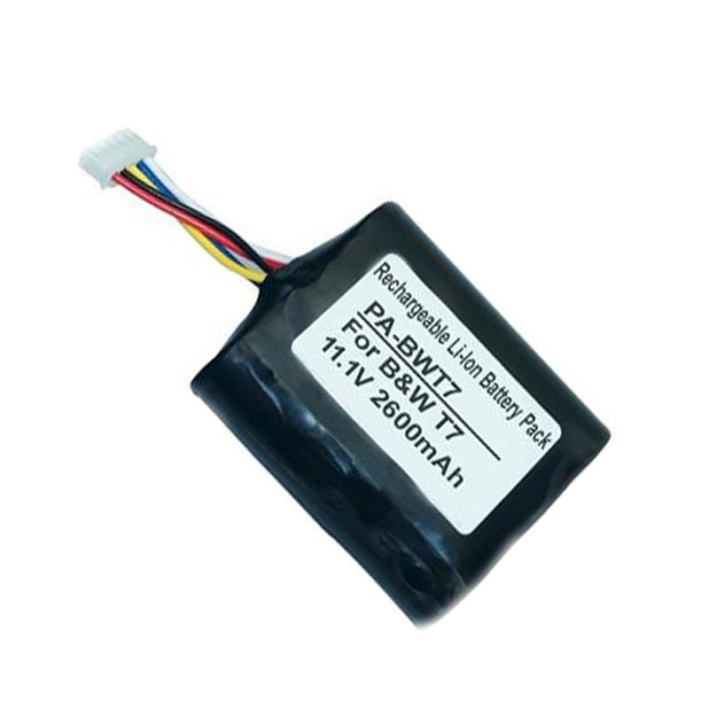 Batterie 2600 mah pour batteries Bowers et Wilkins T7