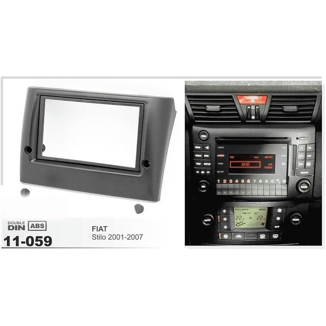 11 059 car stereo cd dvd gps radio fascia plate panel. Black Bedroom Furniture Sets. Home Design Ideas