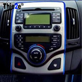 NEW Car styling Interior Sticker accessories FOR opel astra j peugeot 307 bmw e46 kia cerato nissan teana seat ibiza accessories