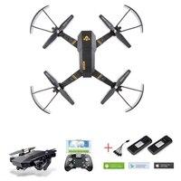 Xs809w Xs809hw Selfie Zangão Com Câmera Wi-fi Fpv Rc Quadcopter Drones Rc Dron Helicóptero de Brinquedo de Controle Remoto Para As Crianças Presentes