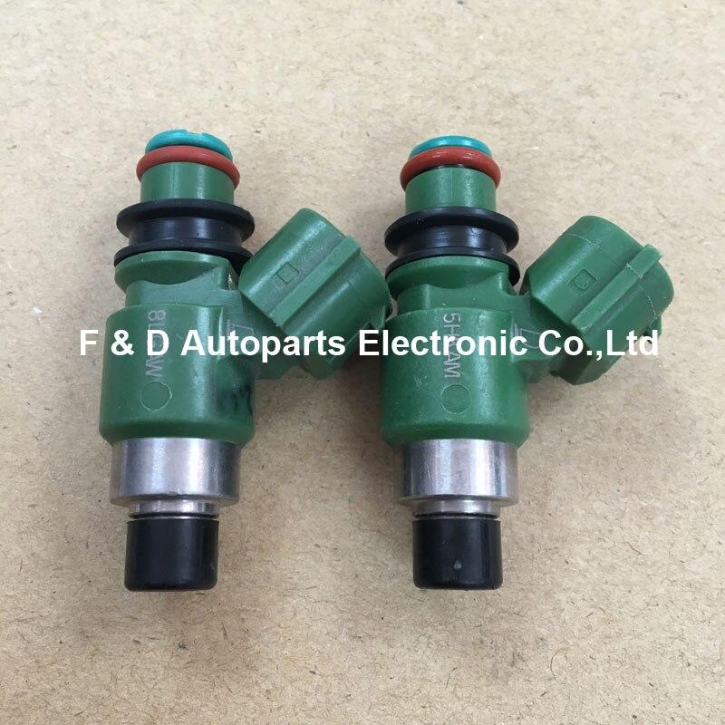 4PCS Fuel Injector Injection Nozzle For HONDA 16450HN8A61 16450 HN8 A61 16450 HN8 A61