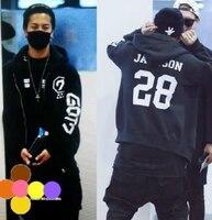 Mainlead KPOP GOT7 Jackson Cap Hoodie Pullover Sweatershirt Fleece Coat Jacket