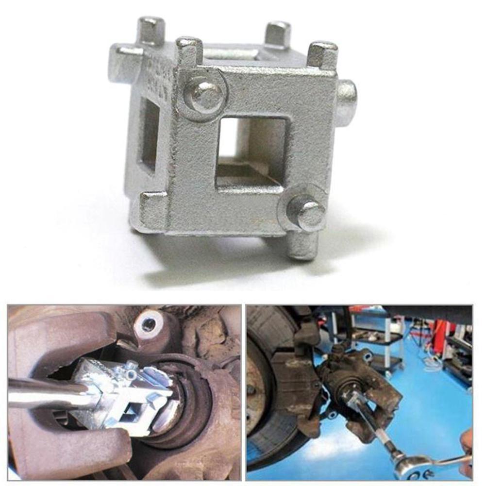 Universal Auto Car Vehicle Rear Disc Brake Piston Caliper Adjustment Tool Car Disc Brake Piston Tool For Cars With Disc Brake