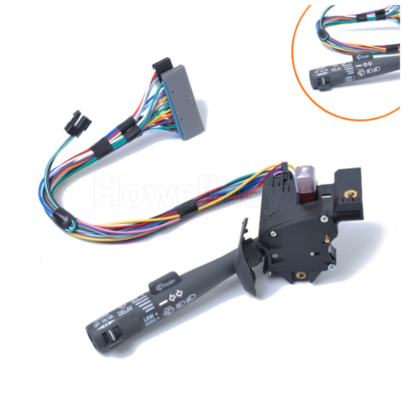 Turn Signal Wiper Arm Cruise Control Multi-Switch Fits Chevy GMC truck 26054725 26054727 depo 335 5429l3efh2 chevy express gmc savana driver side textured heated power mirror with turn signal
