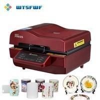 Wtsfwf Cheap ST 3042 3D Sublimation Heat Press Printer 3D Vacuum Heat Press Machine for Cases Mugs Plates Glasses