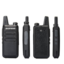 Новинка! милый 2 шт Baofeng BF-R5 Walkie Talkie 2 Way Radio 400-470MHz UHF радио PTT Hf трансивер PMR Wln KD-C1 Walkie Talkie