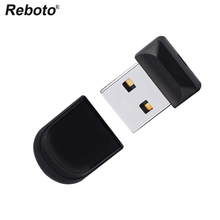 Hot Sell Mini USB Flash Drive High Speed Pen Drive U Stick Memory Stick 2GB 4GB 8GB 16GB 32GB 64GB Tiny U Disk Pendrive cheap Reboto USB 2 0 Plastic CT-USB-14 Normal Rectangle May-13 Stock
