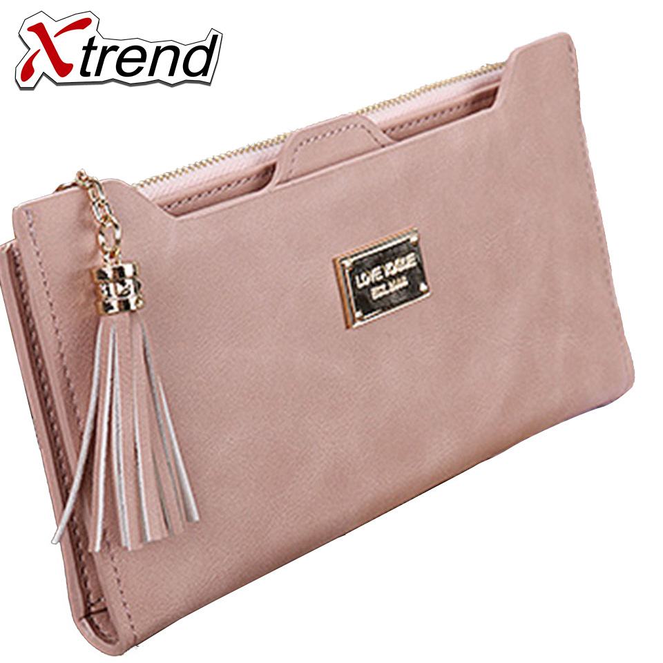 High Quality Multipurpose Wallet Female Long Women Wallets Purses Solid Artificial Leather Female Wallets Women Coin Purse high quality women wallet 100