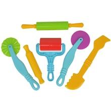 РАДОСТЬ ЖУРНАЛОВ Пластилин Play Тесто Пластилина, Polymer Clay Mold Набор Инструментов Kit Шприцы для укладки инструменты Подарок На День Рождения