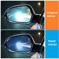 GeelyEmgrand X7,EmgrarandX7,EX7,SUV,Car rearview refit,convex, wide angle,Magnifying,dimming,blue mirror