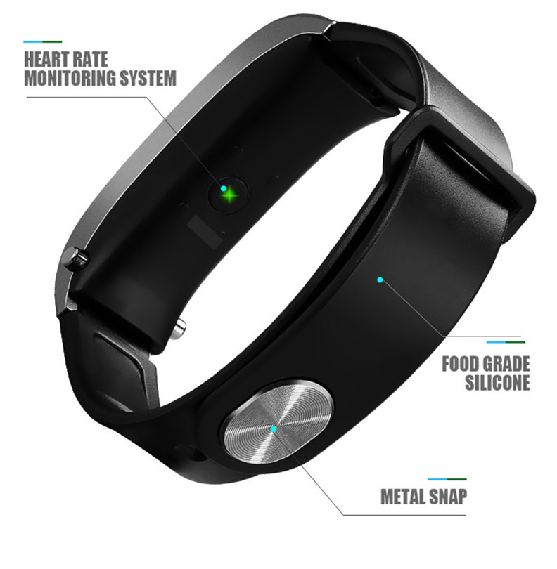 Y3 Color Bluetooth Headset Talk Smart Band Bracelet Heart Rate Monitor Sports Smart Watch Passometer Fitness Tracker Wristband 19