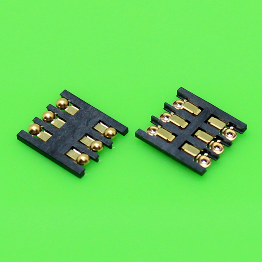 ChengHaoRan 1 Piece For Huawei C8815 G610 C8813 T8833 C510 high quality sim card reader holder socket tray slot connector.KA-147