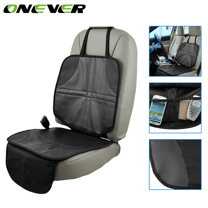 anti slip car seat protector cover for child baby auto seat protector mat oxford fabric 85 45cm. Black Bedroom Furniture Sets. Home Design Ideas