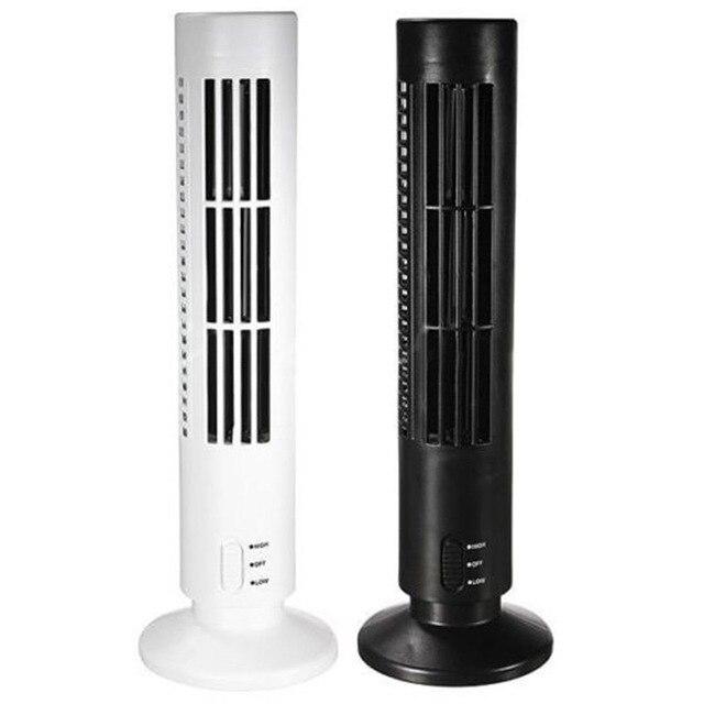 Mini Tragbare Usb Ventilator USB Lüfter Mini Haltbares Blattloser Kein  Blatt Klimaanlage Kühlen Home